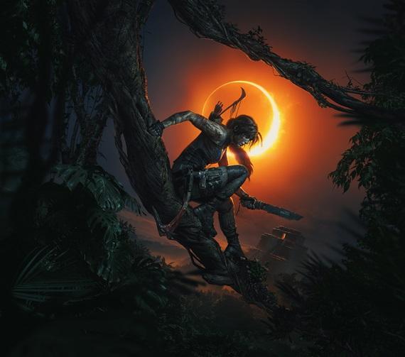 Shadow of the Tomb Raider ukazuje artwork