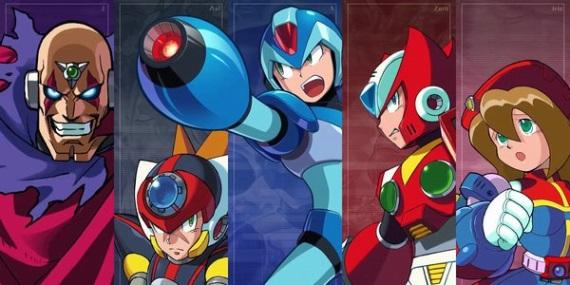 Capcom predstavil ďalšie dve kolekcie Mega Man hier