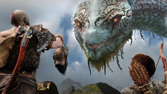 Recenzie na God of War vychádzajú