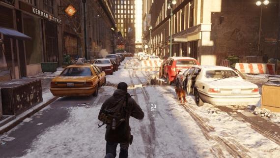 The Division dostalo Xbox One X update so 4K rozlíšením