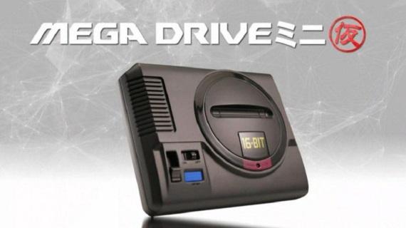 Sega prinesie Mega Drive Mini konzolu