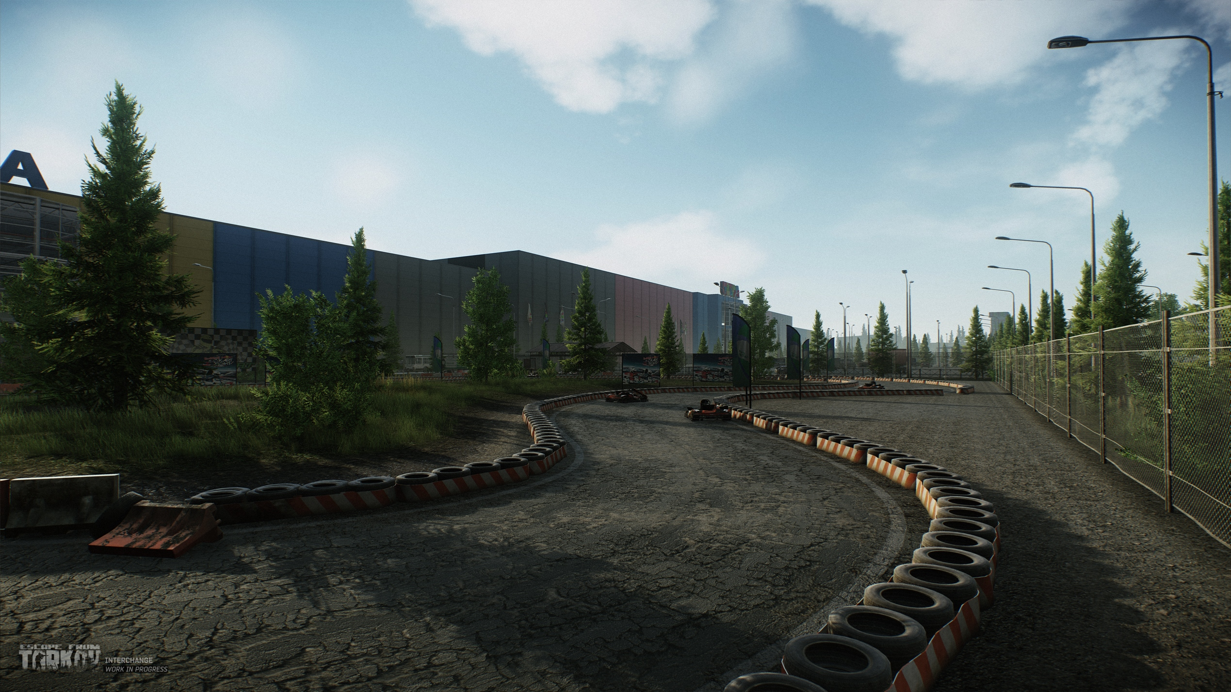 Escape from tarkov servers