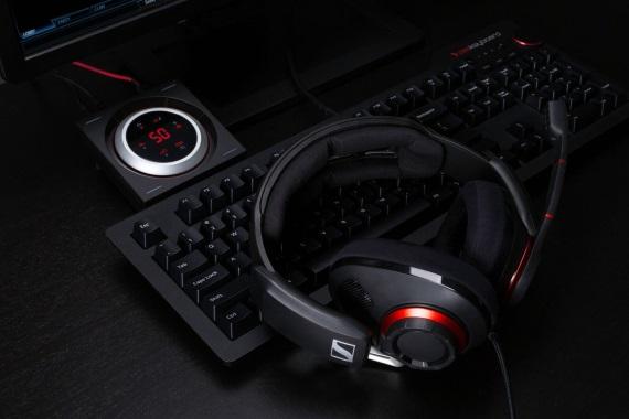 Sennheiser prináša hráčom nový headset so špičkovým priestorovým zvukom