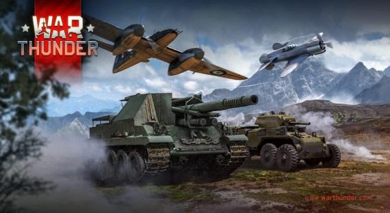 War Thunder odštartoval kroniky 2. svetovej vojny
