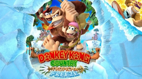 Donkey Kong Country: Tropical Freeze pre Switch predstavuje opičiakov