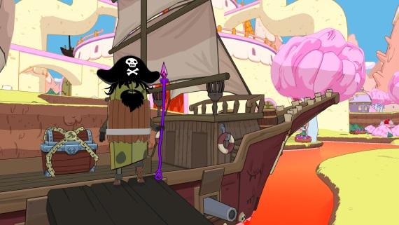 Pirátske dobrodružstvo Adventure Time: Pirates of the Enchiridion už má dátum vydania