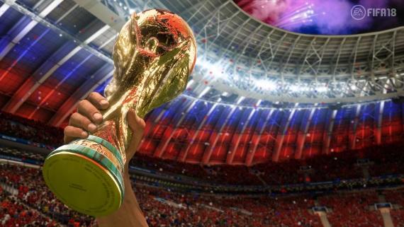 FIFA 18 dostane Svetový pohár ako free update