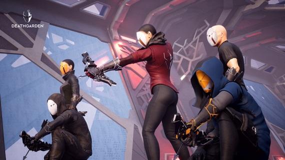 Multiplayerovka Deathgarden predstavená, lovec v nej bude zabíjať bežcov