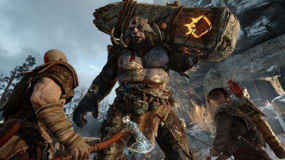 God Of War ponúkne viacero herných režimov, predstavuje podrobnosti