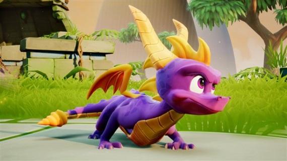 Activision oficiálne potvrdil Spyro trilógiu