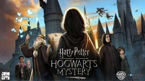 Mobilný titul Harry Potter Hogwarts Mystery už má dátum vydania