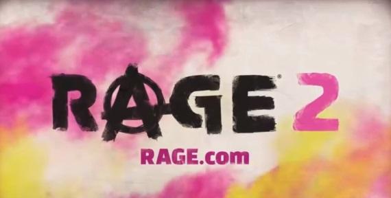 Rage 2 teaser bol leaknutý