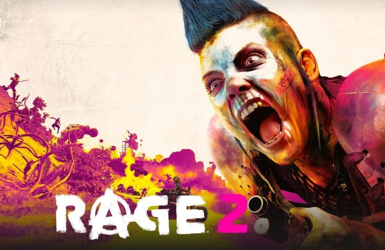 Rage 2 nás vtiahne do sveta mutantov na jar 2019