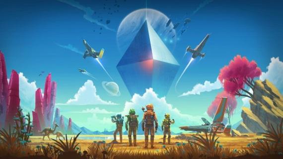 No Man's Sky dostane multiplayer koncom júla