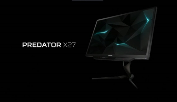 Nvidia 4K, HDR, G-sync monitory už dostávajú ceny a dátum