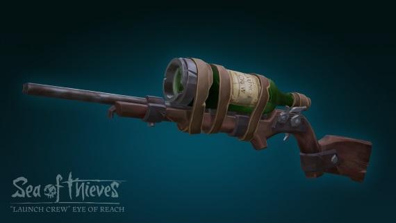 Sea of Thieves dostalo ďalší update, vývojári už prechádzajú na pridávanie funkcií do hry