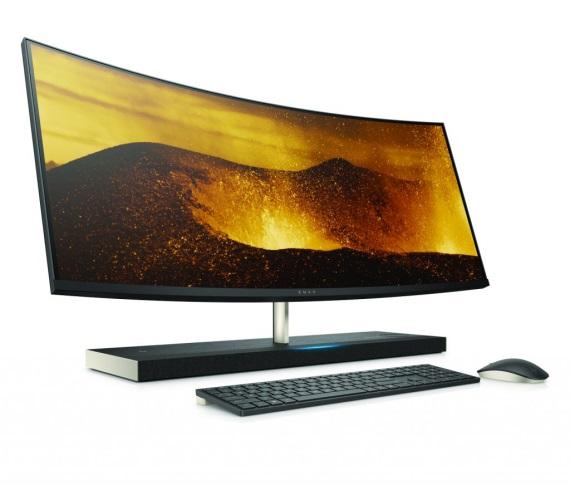 HP predstavil svoju tohtoročnú ponuku štýlových zariadení do kancelárii, pridal im aj výkon na hry