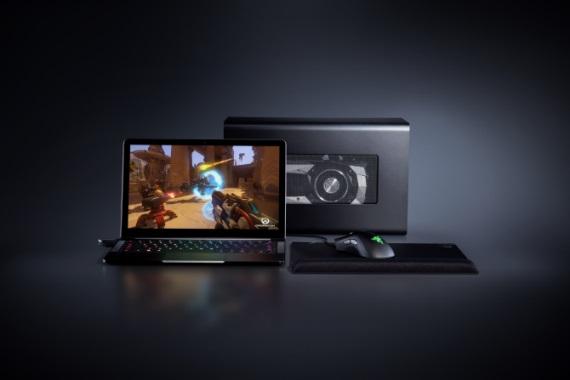 Razer predstavil nový externý grafický box Core X a nový Razer Blade 15 notebook
