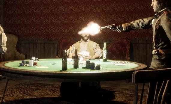 Red Dead Redemption prostredie prepracované do 8K na Unreal Engine 4