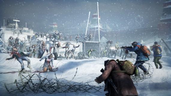 World War Z ponúka zábery na svojich zombíkov