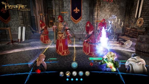 The Bard's Tale IV sa ukazuje v ranej verzii