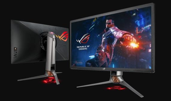 Asus ROG Swift 4K 144Hz HDR monitor je už v ponuke