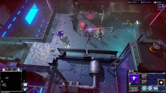 Kyberpunková RTS Re-Legion povedie do boja náboženských fanatikov