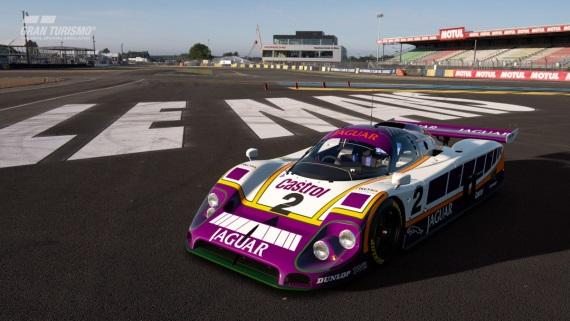 Nová aktualizácia pre Gran Turismo Sport pridáva okruh Le Mans a deväť nových áut