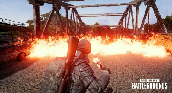 Update 14 pre PUBG upravuje hádzanie molotovov a granátov, pridáva nový anticheat