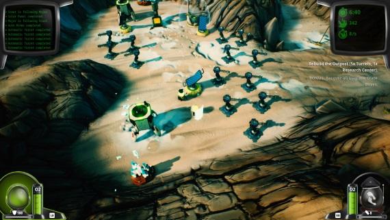 Dvaja prieskumníci v Mars or Die! dobyjú červenú planétu