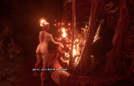 Aké brutálne a sexuálne scény boli zrušené z Agony hry?