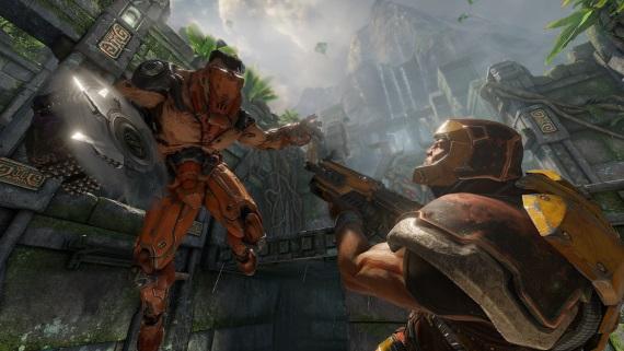 Quake Champions bude poriadne krvavý