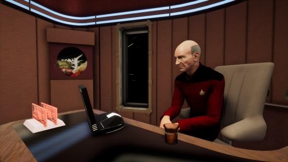 Stage 9 je fanúšikovský remake Star Trek The Next Generation v Unreal Engine 4, dostupný na stiahnutie