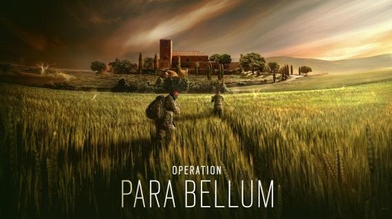 Para Bellum bude ďalším eventom v Rainbow Six Siege