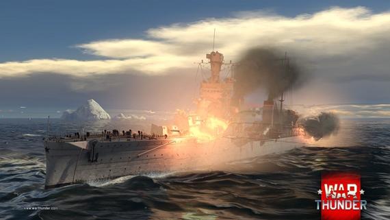 Do námorníctva vo War Thunder pribudli ľahké krížniky