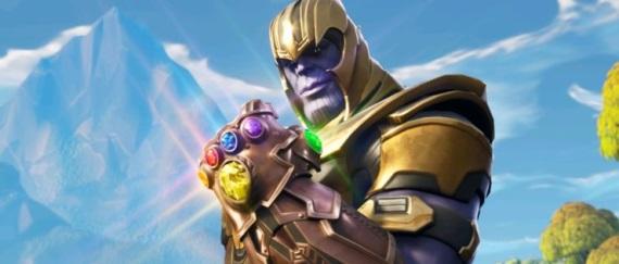 Thanos už vtrhol na bojiská Fortnite