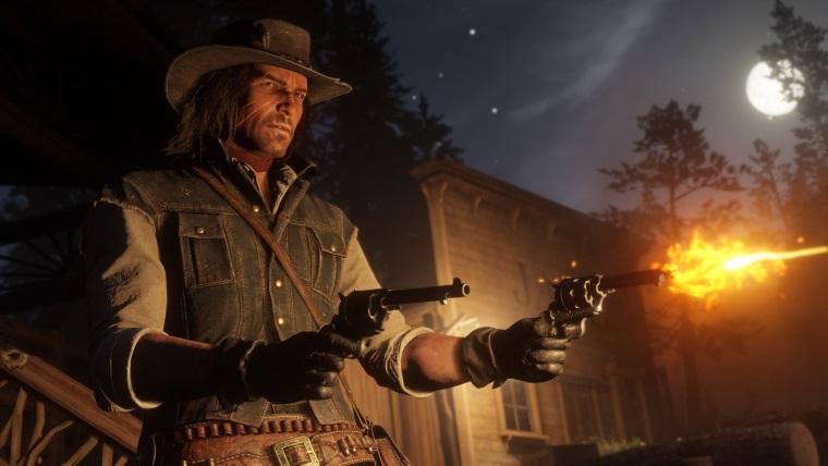 Red Dead Redemption 2 bolo vo vývoji 8 rokov, prinesie hlbšie mechaniky zbraní a dynamický inteligentný slow motion systém