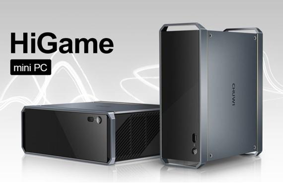 Firma Chuwi predstavuje malé HiGame PC s Intel procesorom s VEGA grafikou