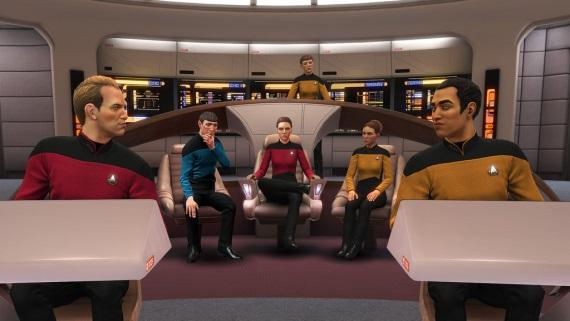 Odpor je zbytočný, Star Trek: Bridge Crew dostane DLC s novou loďou a Borgami