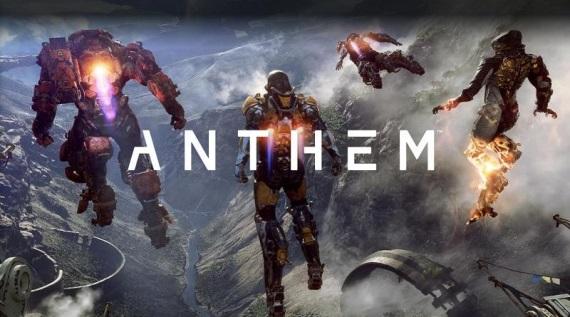 Bioware ponúklo pred E3 keyart a krátky teaser pre Anthem