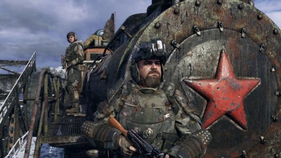 E3 2018: Séria nových záberov a trailer na Metro Exodus