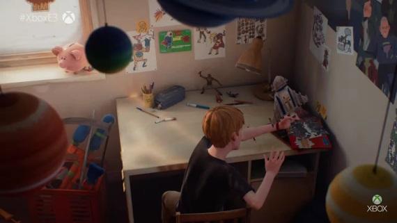 Nová hra z Life is Strange série je o malom superhrdinovi a vyjde zadarmo