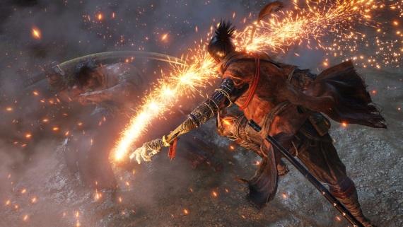 Sekiro, prekvapenie od From Software, približuje svojho zombie samuraja