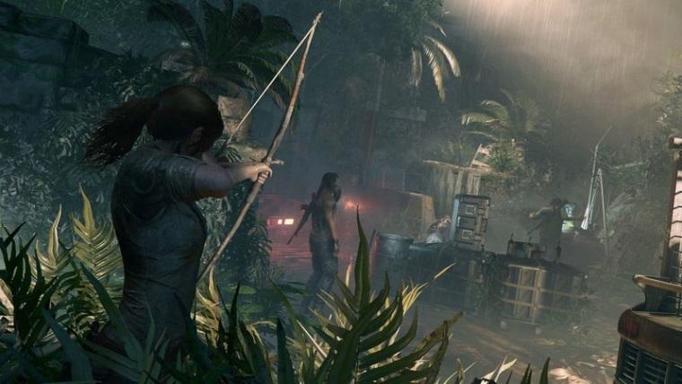 Shadow of the Tomb Raider ukázal svoj gameplay