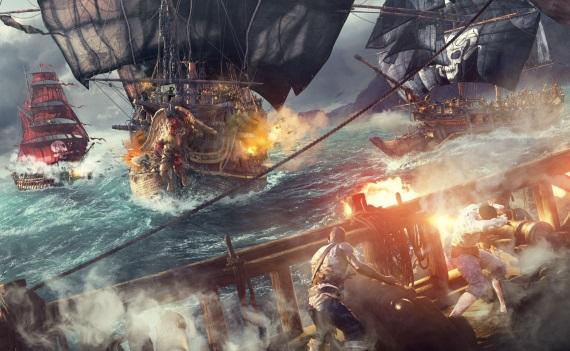 Skull & Bones predviedol CGI trailer a aj gameplay