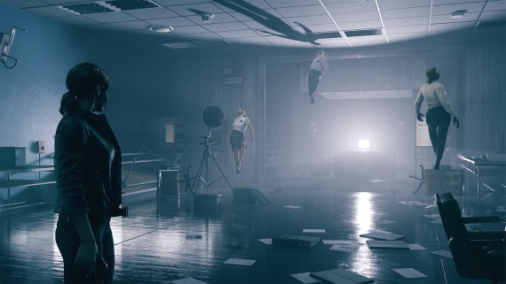 Control bude nový titul od Remedy, postava dostane telekinetické schopnosti