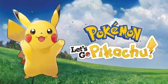Poriadne dlhá ukážka z hrania Pokémon: Let's Go, Pikachu/Eevee!