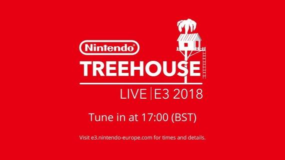 Druhý deň živého Nintendo Treehouse streamu (18:00)