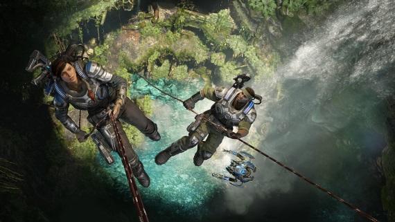 Gears 5 ukazuje ďalšie obrázky z hry, ponúkne najväčšie prostredie v sérii doteraz