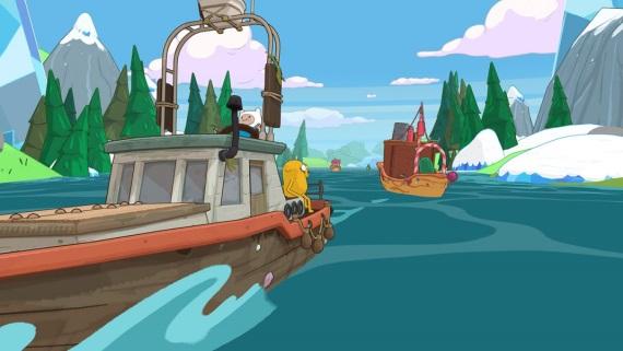 Adventure Time: Pirates of the Enchiridion ukázal na E3 svoju hrateľnosť